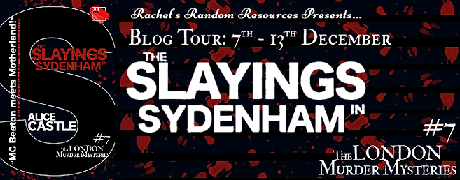 The Slayings in Sydenham Banner