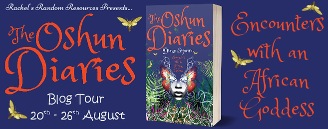The Oshun Diaries Banner