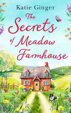 The Secrets of Meadow Farmhouse Cover