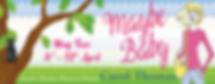 Maybe Baby Banner