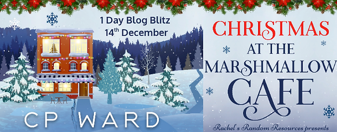 Christmas at the Marshmallow Cafe Banner