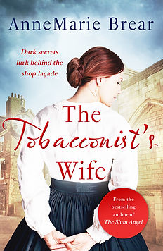 The Tobacconist's Wife Cover