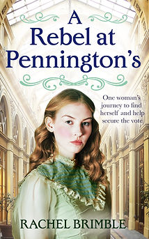 A Rebel At Pennington's Cover