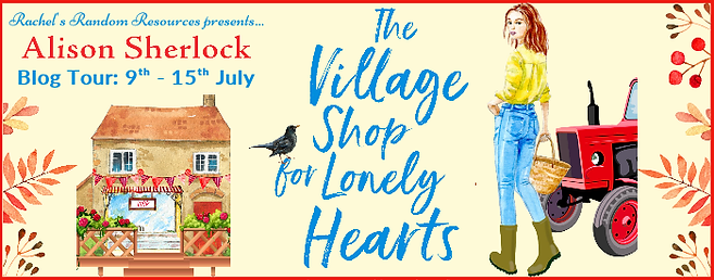 The Village Shop For Lonely Hearts Banner