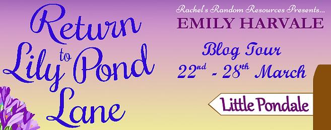 Return to Lily Pond Lane Blog Tour.png
