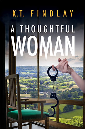 A Thoughtful Woman Cover