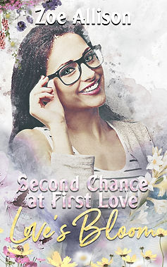 Second Chance at First Love Cover