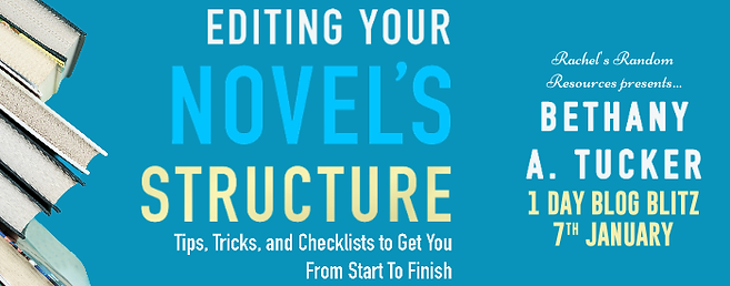 Edit Your Novel's Structure Banner