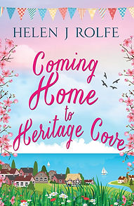 Coming Home to Heritage Cove Cover