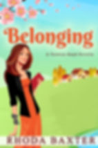 Belonging Cover