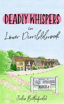 Deadly Whispers in Lower Dimblebrook Cover