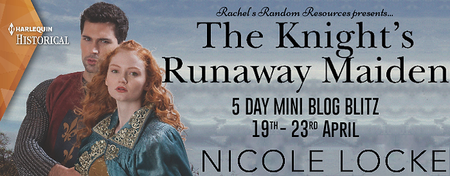 The Knight's Runaway Maiden Banner