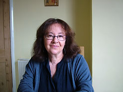 Mary Grand Author Photo
