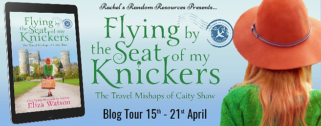 Flying by the Seat of My Knickers Banner
