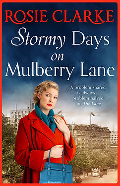 Stormy Days On Mulberry Lane Cover