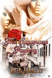 The Casanova Papers Cover