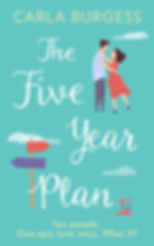 The Five Year Plan Cover