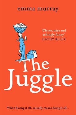 The Juggle Cover