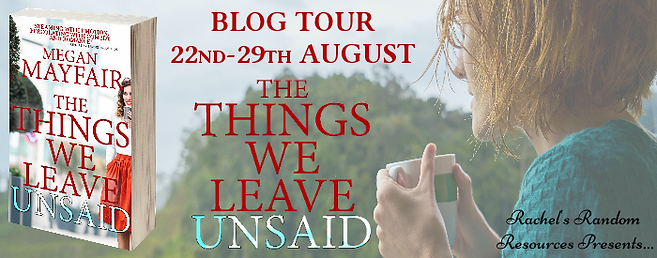 The Things We Leave Unsaid Banner