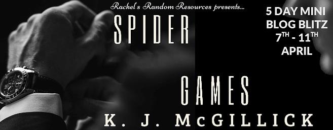 Spider Games Banner