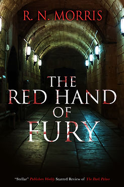 The Red Hand of Fury Cover