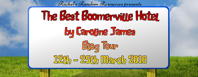 The Best Boomerville Hotel Banner