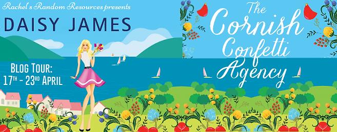 The Cornish Confetti Agency Banner