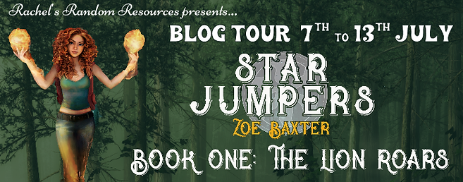 Star Jumpers: The Lion Roars Banner