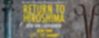Return to Hiroshima Banner