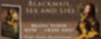 Blackmai, Sex and Lies Banner