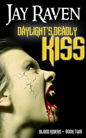Daylight's Deadly Kiss Cover