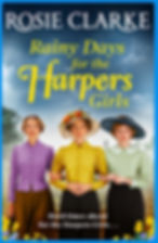 Rainy Days for the Harpers Girls Cover