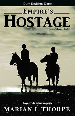 Empire's Hostage Cover