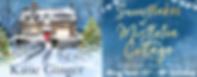 Snowflakes at Mistletoe Cottage Banner