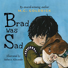 Brad was Sad Cover