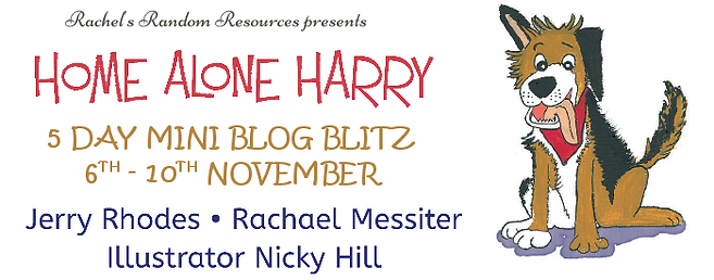 Home Alone Harry Banner