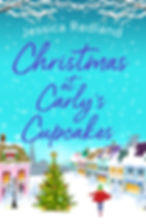 Christmas at Carly's Cupcakes Cover