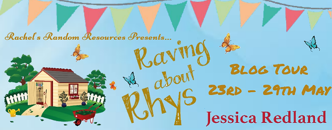 Raving About Rhys Banner