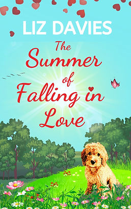 The Summer of Falling in Love Cover