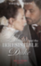 Lilian and the Irresistible Duke Cover