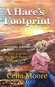 A Hare's Footprint Cover
