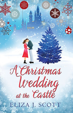 A Christmas Wedding At The Castle Cover