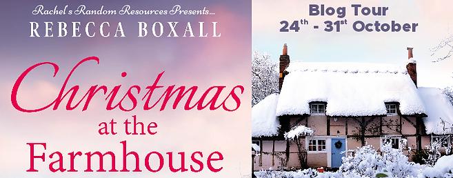 Christmas at the Farmhouse Banner