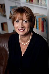 Liz Harris Author Photo