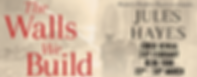 The Walls We Build Banner