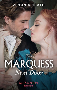 The Marquess Next Door Cover