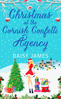 Christmas at the Cornish Confetti Agency Cover