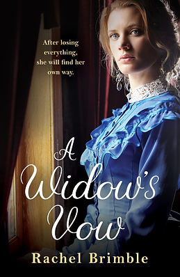 A Widow's Vow Cover