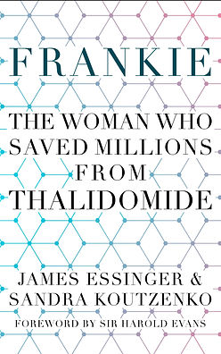 Frankie: the women who saved millions from thalidomide Cover
