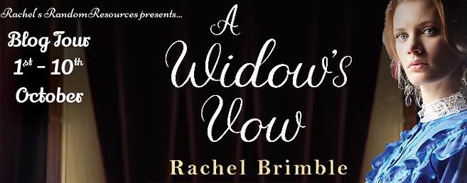 A Widow's Vow Banner